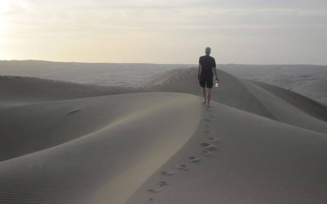 Das Leben eines 'Nomaden'