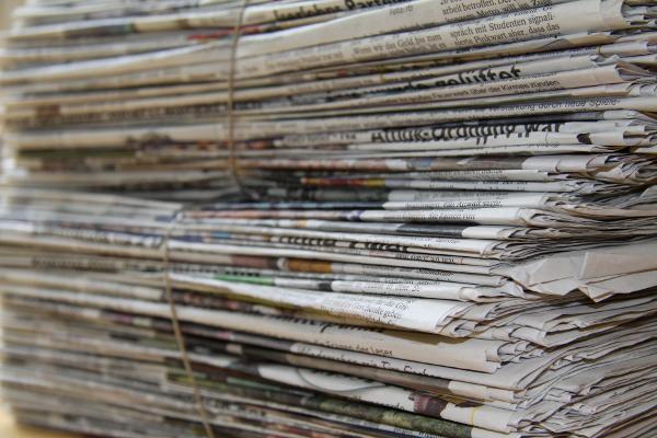"""""""Südkreis"""" in der Zeitung … und im Radio"""