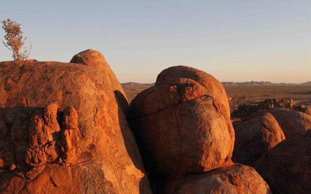 Bilder aus Namibia, Part I