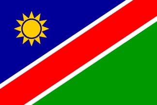 Das war Namibia