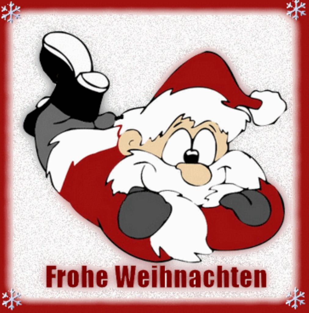 Weigel on TourFrohe Weihnachten! - Weigel on Tour