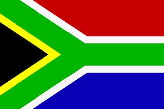 Das war Südafrika