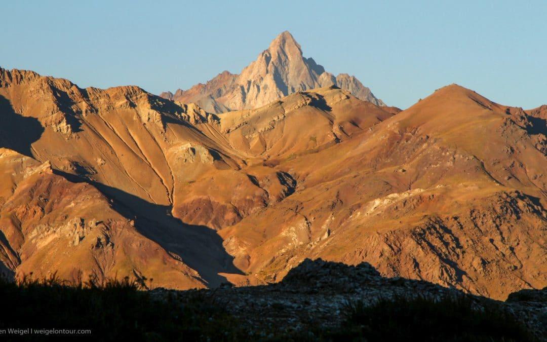 Steile Rampen und tiefer Sand – Abenteuer Vergara-Pass
