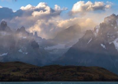 Patagonien; wild, windig, wunderschön.