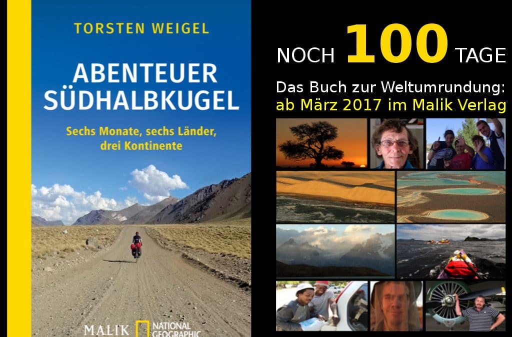 Noch 100 Tage bis zum Buch