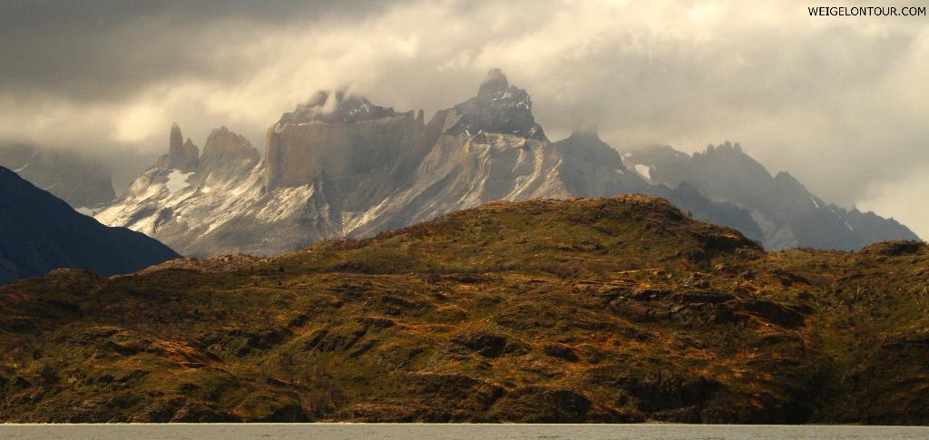 Spektakulär: Patagonien verzauberte mich.