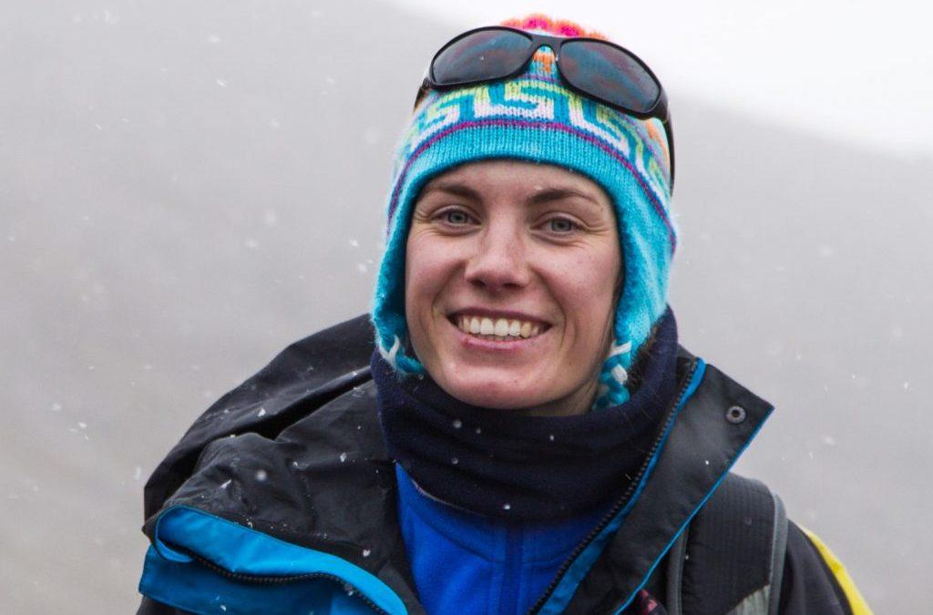 Viktoriya im Portrait