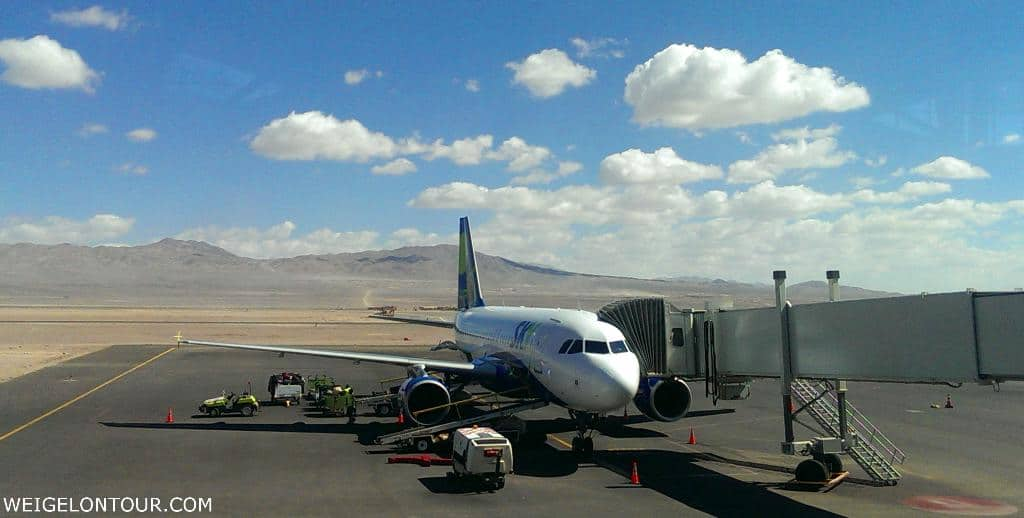 Ankunft im Norden Chiles.