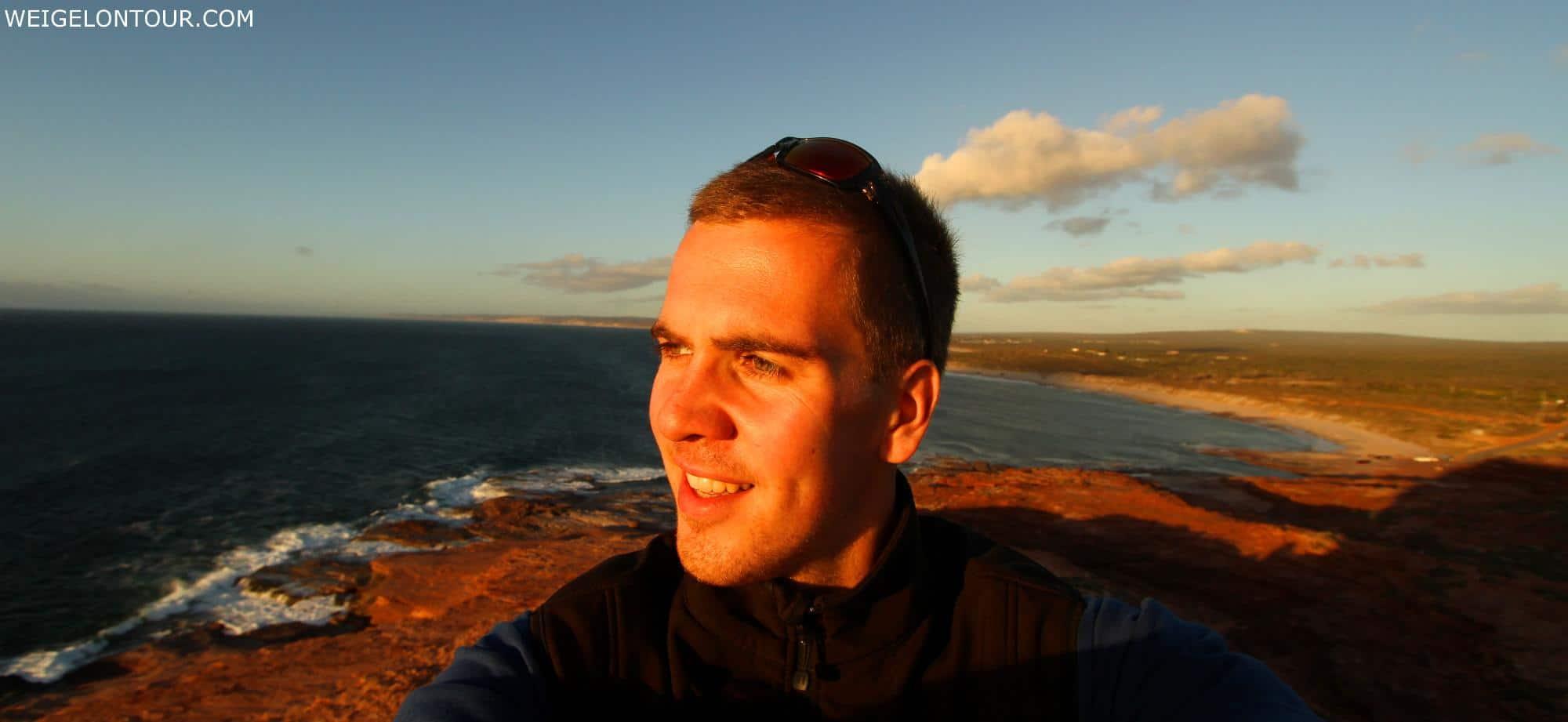 Momentaufnahme an der australischen Westküste.